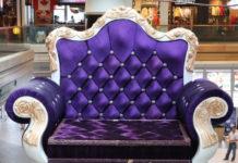 Самое большое кресло в мире (Китай)