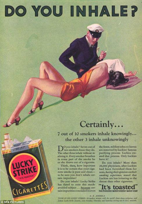 Телевизионная реклама табачных изделий запрещена кто покупает сигареты оптом