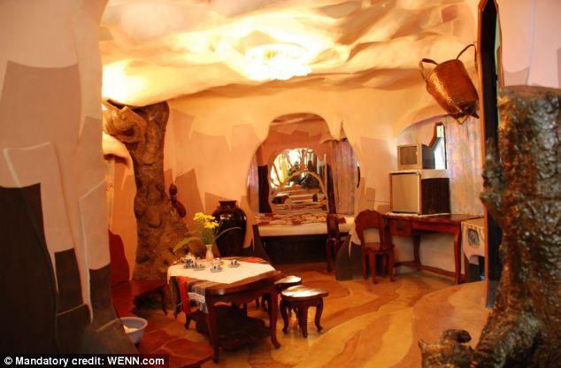 Crazy House: отель в стиле Гауди (Таиланд)
