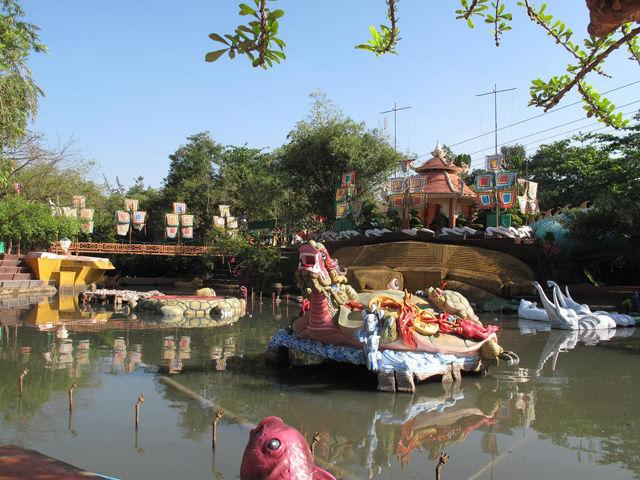 Тематический парк Сюо Тянь (Вьетнам)