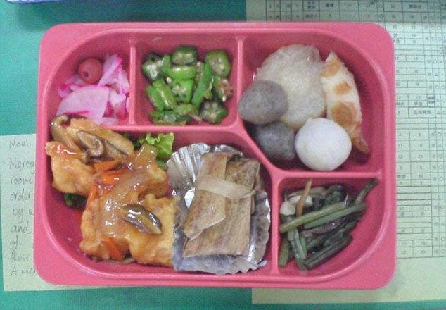 Школьные обеды разных стран от Марты Пейн