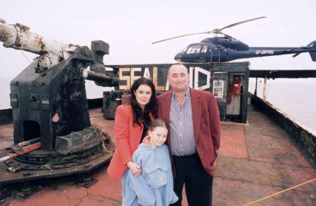 Княжество Силенд: море свободы на зенитной платформе