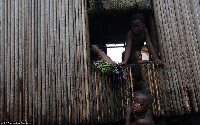 Макоко: город в городе на воде (Нигерия)