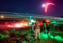 Big Sandy Machine Gun Shoot: большие стрельбы в Аризоне (США)