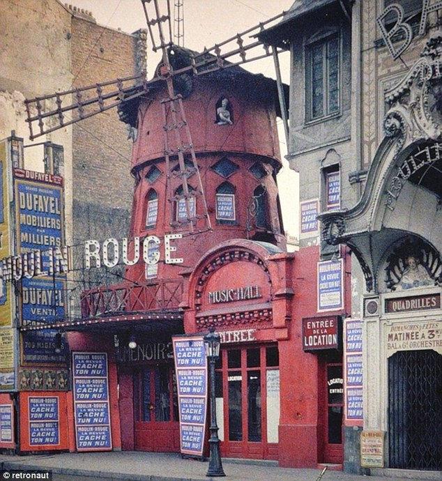 Париж, каким мы его не знаем (1914)