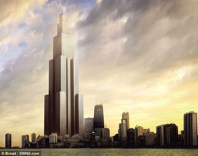 Sky City: рекордный небоскреб за три месяца (Китай)