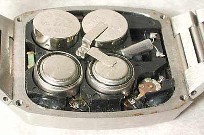 Pulsar Calculator Watch: первые часы-калькулятор