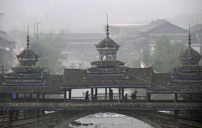Современная архитектура Китая