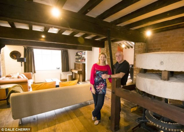 The Old Mill: новая история старой мельницы (Англия)