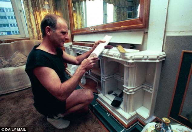 Адриан Риман: сделать из квартиры Версаль (Англия)
