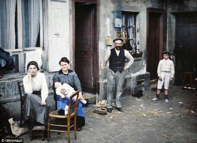 Париж, каким мы его не видели (1914)