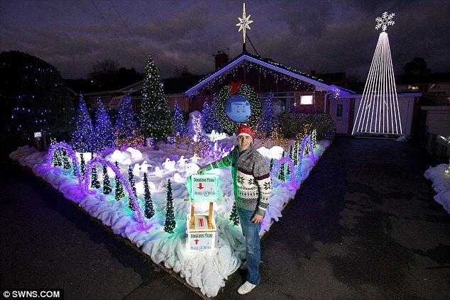 Пол Тул: к Рождеству готов! (Англия)