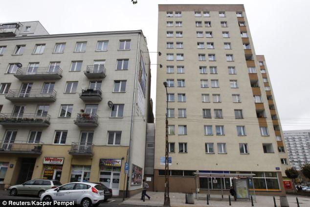 Дом Керета: самый узкий дом в мире (Польша)