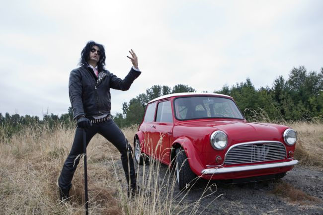 Проект Namesake Motors: автомобили и их тезки