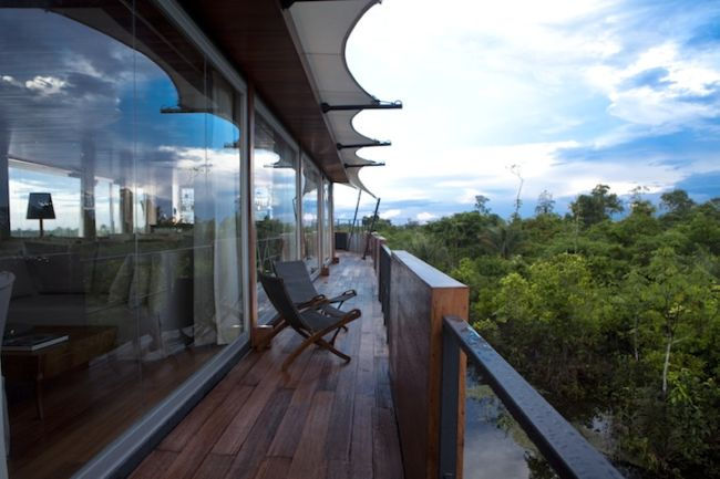 Aqua Expeditions: по Амазонке в плавучем отеле