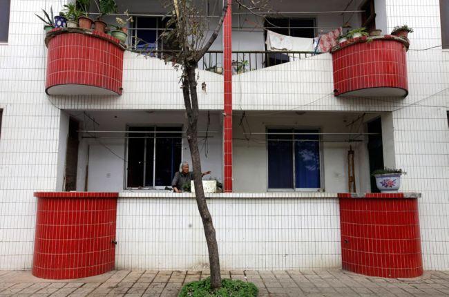 Нанджи: последняя маоистская деревня в Китае