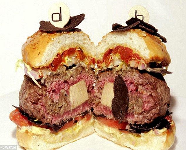 10 самых дорогих гамбургеров
