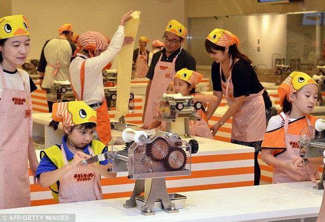 Музей лапши быстрого приготовления (Япония)