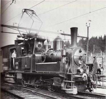 Швейцарские электропаровозы (1940-е годы)