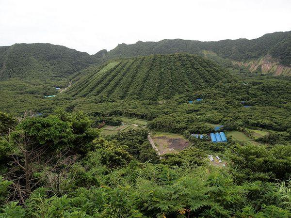 Остров Огашима: жизнь внутри вулкана (Япония)