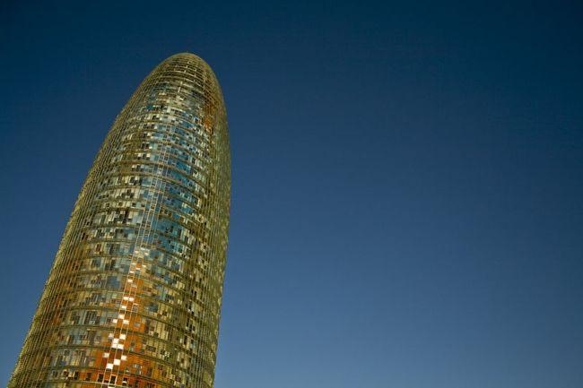 Torre Agbar: символ Барселоны (Испания)