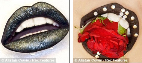 Фотопроект (Read My Lips) Читай по губам от Алистер Коуин