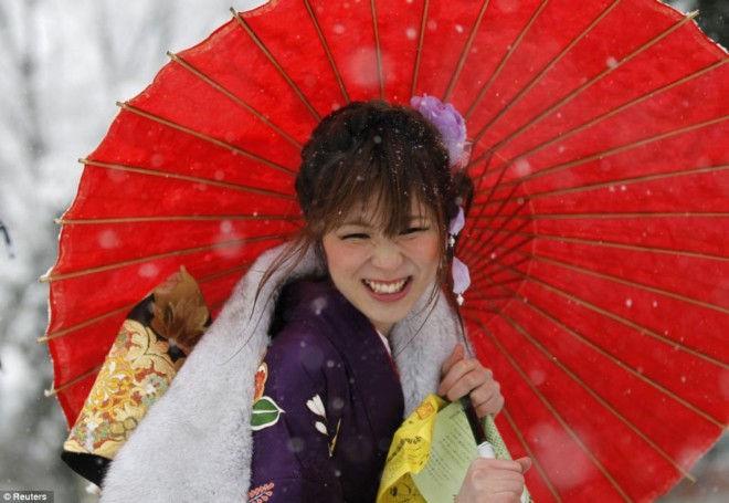 Сэйдзин но хи: день совершеннолетия в Японии