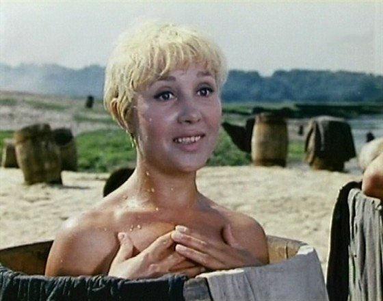 20 самых красивых советских актрис - Надежда Румянцева