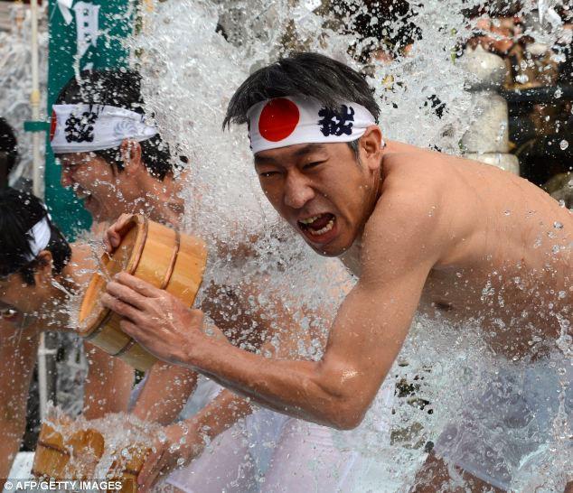 Мисоги: ритуал очищения души и тела (Япония)