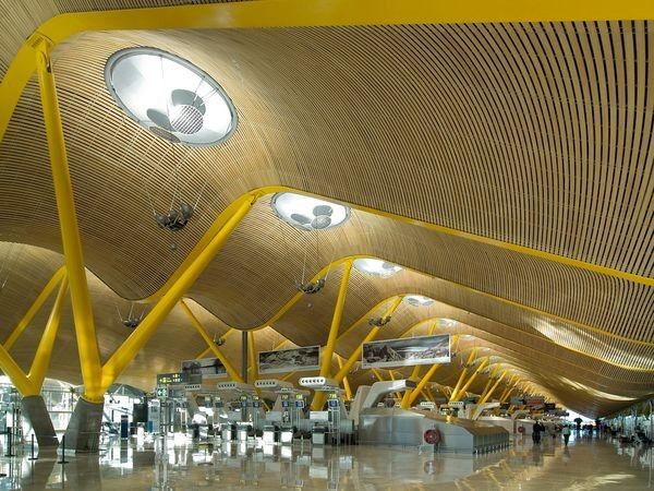 Барахас: самый большой в мире аэропорт (Испания)