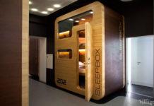 Sleepbox Hotel Tverskya: первый капсульный отель Москвы (Россия)