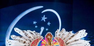 """Самые необычные национальные костюмы на конкурсе """"Мисс Вселенная 2012"""""""