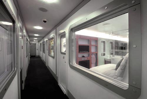 Hotelicopter: единственный в мире несуществующий летающий отель (Англия)