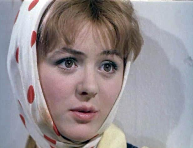 20 самых красивых советских актрис - Наталья Селезнева