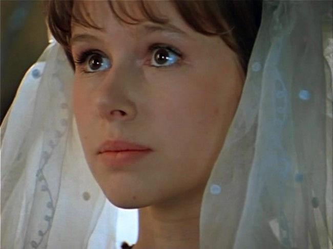 20 самых красивых советских актрис - Евгения Симонова