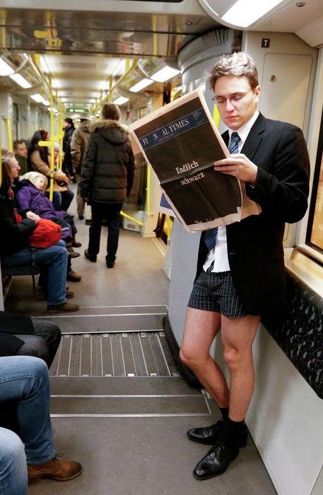 13-й ежегодный День без штанов