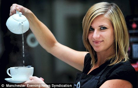 Blanc Sacre: чай как религия (Франция)