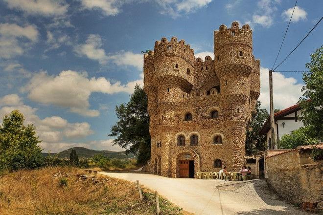 Серафин Вилларан: человек, построивший замок (Испания)