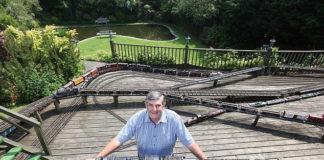 Чарльз Хьюсон: железная дорога за миллион (Англия)