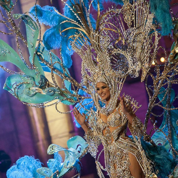 Сезон карнавалов в Европе
