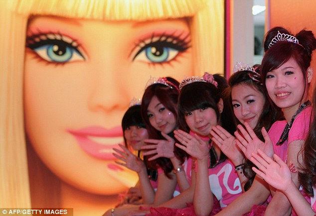 Barbie Cafe: кафе в стиле Барби (Тайвань)