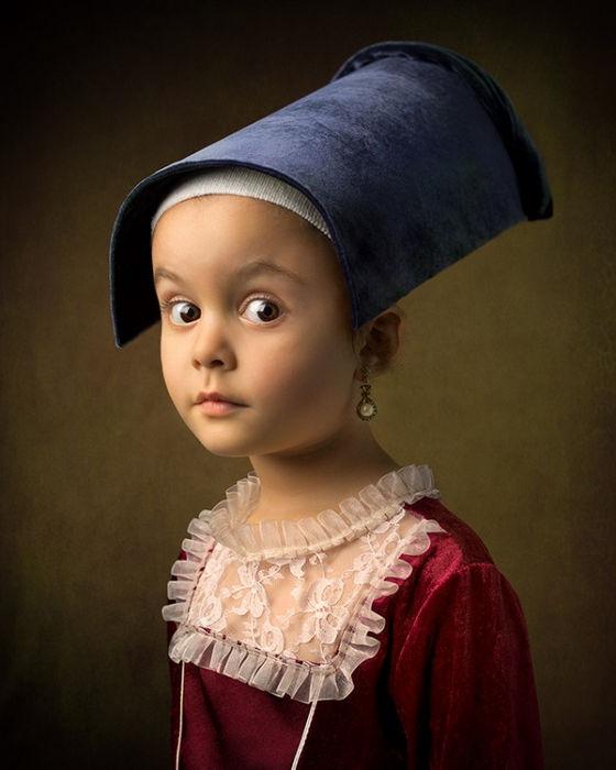 Фотограф Билл Гекас: ренессанс для дочери (Австралия)