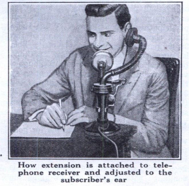 Необычные телефонные изобретения прошлого