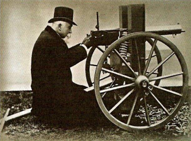 Пулемёт Максима: эволюция скорострельного оружия