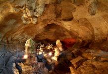 Пещера-музей Гхар-Далам визитная карточка Мальты