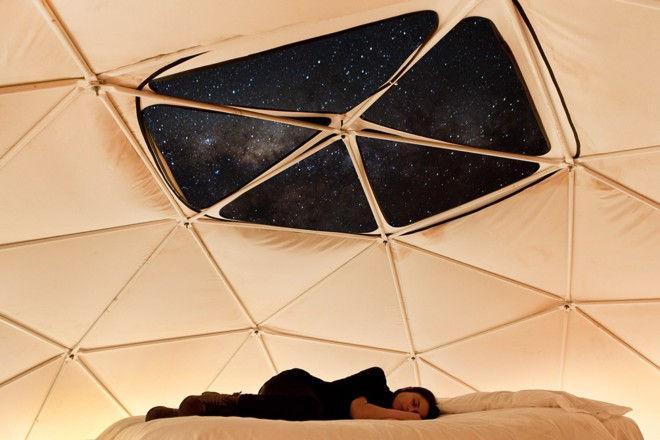 Elqui Domos: отель для любителей астрономии (Чили)