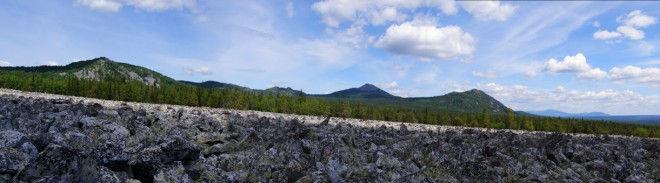 Курумы: Каменные реки Урала