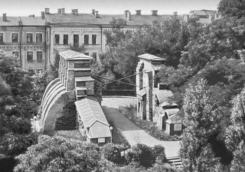 Золотые ворота: визитная карточка Киева (Украина)