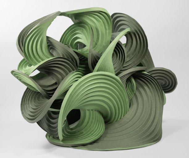 Геометрически невозможные оригами от Эрика Демейна
