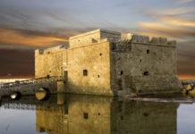 Замок в Пафосе